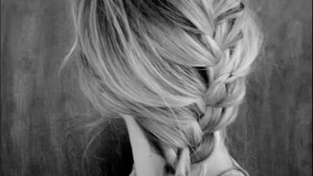 「发型设计」基础法式辫编发, 超适合新手学习