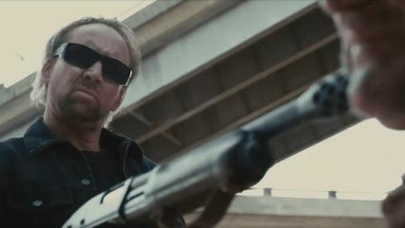 速看《狂暴飞车》, 凯奇的第一部3D电影, 演技惨遭配角碾压!