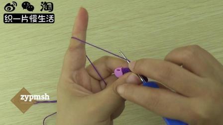 织一片慢生活—蝴蝶手工编织教程怎么织毛线编织法