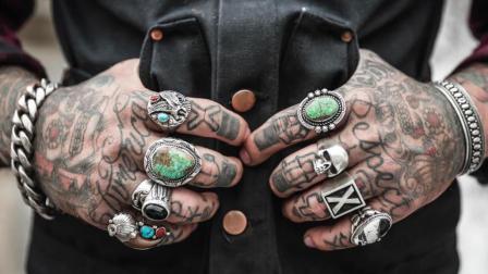 男士如何选择纹身图案