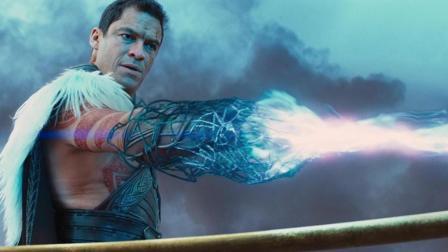 男子获得外星武器, 瞬间拥有强大力量, 可以统治整个星球! 速看科幻电影《异星战场》