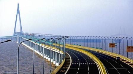 中国耗资最多的桥梁, 花300亿建165公里, 打破吉尼斯纪录!