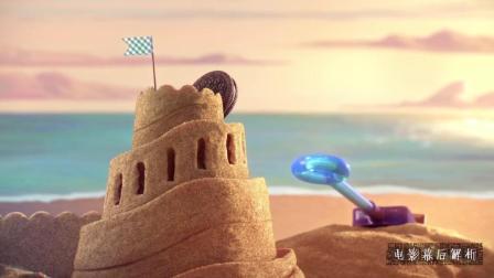饼干和巧克力的故事, 吉百利与奥利奥新品广告动画欣赏