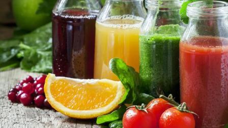 夏日神器: 自制鲜榨果汁, 消暑减肥又健康, 科学搭配一看就会