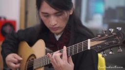 【怀旧指弹】千王之王之重出江湖片头曲改编吉他版, 叶锐文