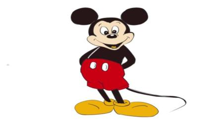 米老鼠米奇简笔画教程