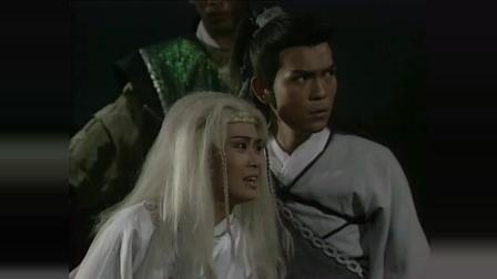 1986年香港古装武打剧《神剑魔刀》主题曲, 音乐响起满满回忆!