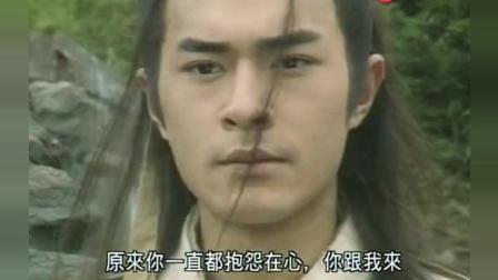 黄蓉也没想到杨过是个武学奇才, 瞬间学会打狗棒法, 大战金轮法王