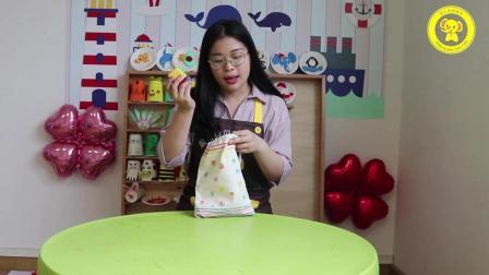 育儿家庭游戏视频《惊喜魔法袋》, 能简单有效锻炼宝宝