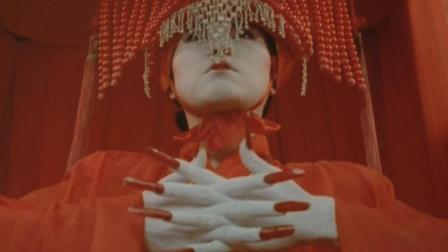 林正英最恐怖的僵尸片, 这一幕绝对是童年阴影!