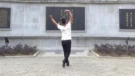 广场舞三步舞《飘摇》跳起来非常有魅力 不信你试试!