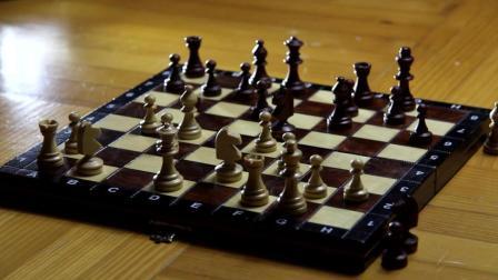 《定格动画之象棋》