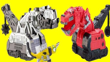 恐龙机器人玩具