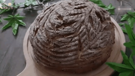 「烘焙教程」欧式面包, 松软可口, 一学就会