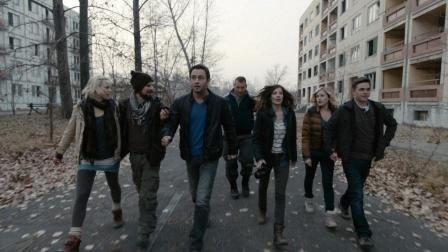 7名游客作深入世界凶地切尔诺贝利, 受变异人类的, 无一生还
