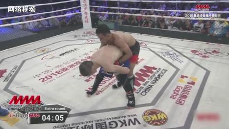 亚锦赛豪取3金1银5铜,中国MMA国家队获历史性突破