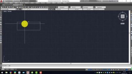 CAD全套【CAD零基础制图教程】直线绘制-角度与象限
