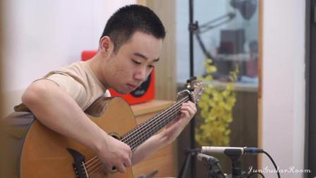【指弹】ひまわりの約束(向日葵的约定) 《哆啦A梦伴: 我同行主题曲》吉他指弹