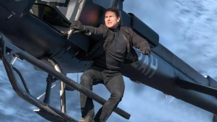 碟中谍6全面瓦解, 汤姆克鲁斯学习驾驶直升机, 展开空中追逐战!