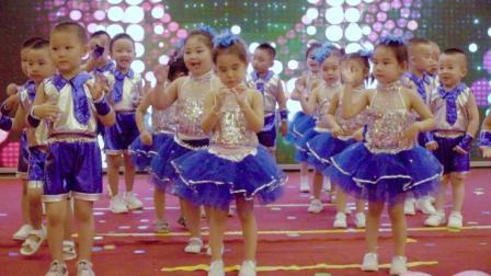 幼儿舞蹈《爱啦啦》