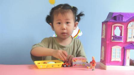 儿童过家家生日蛋糕玩具 DIY水果蛋糕