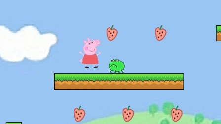 小猪佩琦 粉红猪小妹闯关游戏