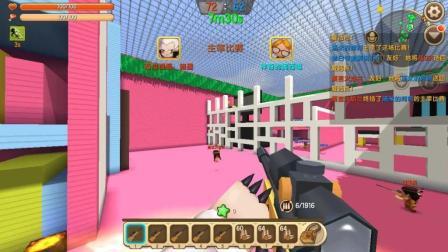 迷你世界对战小游戏 比比看谁才是真正的狙击大神