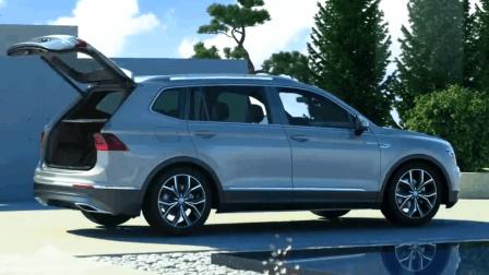 喜欢大众途观L的有福了! 新增一款1.4T车型, 油耗配置值得点赞