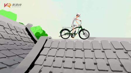 #VR绘画#VR画师重现电影《邪不压正》抒情一幕