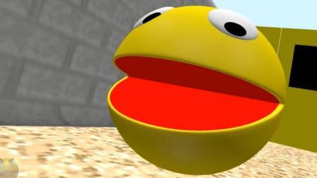 吃豆人PacMan: 吃豆人挑战巴迪的基础教育