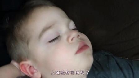让孩子快速入睡, 4个小秘方, 让孩子每天按时睡觉睡得香甜不哭闹!