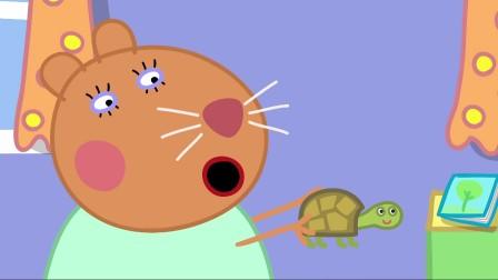 小猪佩奇幼儿园快乐生活 特辑:爱睡觉的乌龟