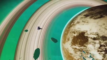 《无人深空》玩家自制电影大片,游戏制作人感动分享|奇游加速器