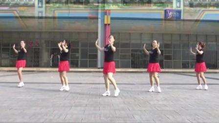 广场舞《最美最美》跳出生活的美 简单的32步步子舞