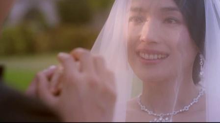《我最好朋友的婚礼》  偷戴新娘头纱 幻想与冯绍峰婚礼