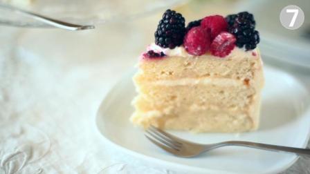 海绵蛋糕, 这个制作方法可以做出很多好看又好吃的蛋糕