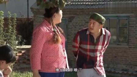 农村小伙怪门前大树挡了财路, 没想到被媳妇嘲笑