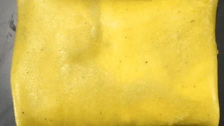 抹茶味的芒果班戟, 做法简单, 美味可口