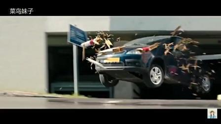 王牌保镖: 偷个车都那么有节奏, 一个超淡定, 一个超兴奋, 太有意思了