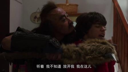 《勇士之门》  凶悍上门抓人 倪妮秀功夫混战