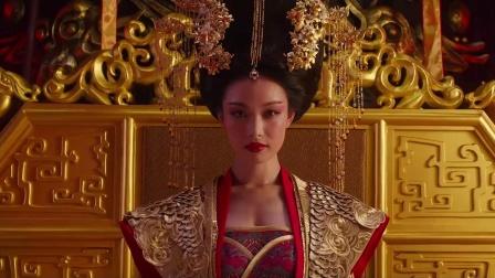 《勇士之门》  倪妮黄袍加身登基 变女皇掌管大国