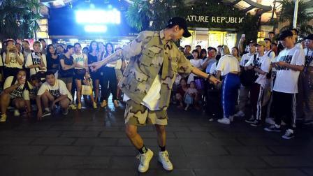 吕浩 舞蹈版《EIEI》Urban Dance Studio 西安 偶像练习生 蔡徐坤