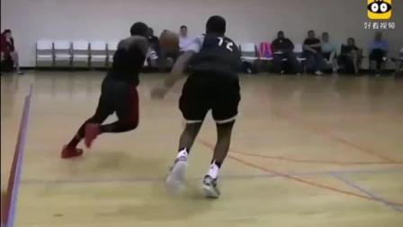 全美第一高中生vs克里斯保罗, 学生: 去他的篮球梦!