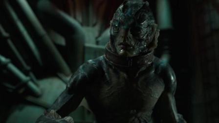《水形物语》女主一个鸡蛋就诱惑到水陆两栖的怪兽