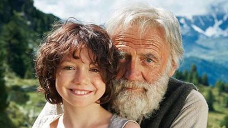 《海蒂和爷爷》这才是人生中最美好的童年时光