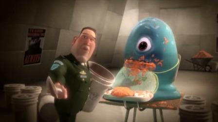 小怪兽一听要吃胡萝卜,顿时脑海幻想起来,真是太可怕了