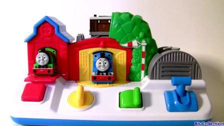 托马斯和他的朋友们和赛车总动员惊喜礼盒
