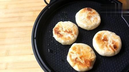 红豆酥饼最新做法, 自制酥皮配方, 皮薄馅多, 做法超简单