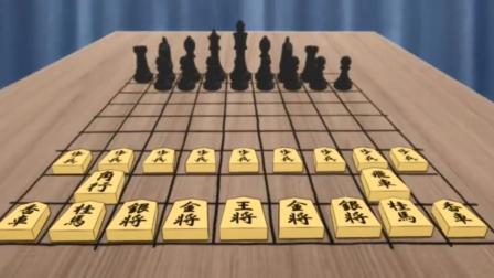 将棋对阵国际象棋,你怕不是在逗我,怎么看都打不起来吧