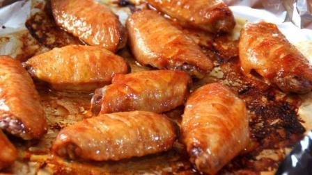 奥尔良鸡翅秘制做法, 刘嫂轻易不外传的腌制配方, 学到就是赚到!